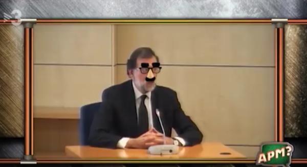 Gags Rajoy Juicio Gürtel